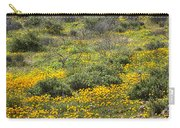 Desert Poppies Carry-all Pouch