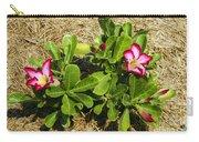 Desert Rose Carry-all Pouch