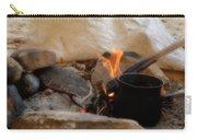 Desert Sinai Fireplace Egypt Carry-all Pouch