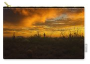 Desert Southwest Skies  Carry-all Pouch