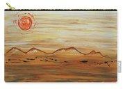 Desert Sun Carry-all Pouch