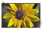 Desert Sunflower Carry-all Pouch