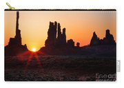 Desert Sunrise Carry-all Pouch
