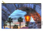 Desert Sunset View Carry-all Pouch
