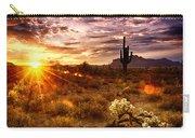 Desert Sunshine  Carry-all Pouch