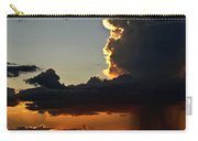 Desert Thunderstorm - Marfa Texas Carry-all Pouch