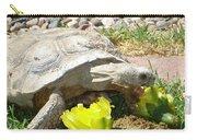 Desert Tortoise Delight Carry-all Pouch