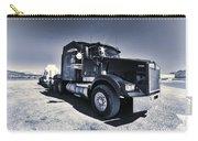 Desert Trucking  Carry-all Pouch