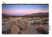 Desert Twilight Carry-all Pouch