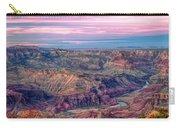 Desert View Sunset Carry-all Pouch