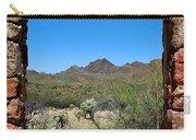 Desert Window Carry-all Pouch
