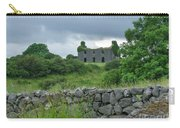 Deserted Building In Ireland Carry-all Pouch