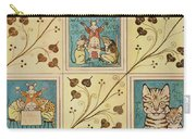 Design For Nursery Wallpaper Carry-all Pouch