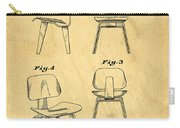 Designs For A Eames Chair Carry-all Pouch by Edward Fielding