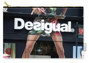 Desigual Storefront Carry-all Pouch
