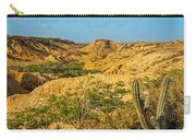 Desolate Desert Landscape Carry-all Pouch
