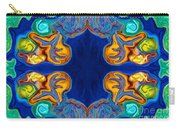 Destiny Unfolding Into An Abstract Pattern Carry-all Pouch