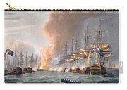 Destruction Of The Danish Fleet Carry-all Pouch