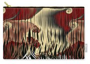 Destruction Of The Earth Abstract Carry-all Pouch