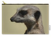 Desultory Meerkat Carry-all Pouch