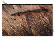 Detail Antique Door Carry-all Pouch