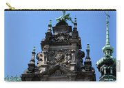 Detail City Hall Hamburg Carry-all Pouch