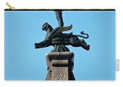 Detailed Images Of Statues In Almaty Carry-all Pouch