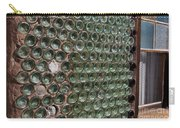 Detailed View Of Bottle House At Calico California Carry-all Pouch