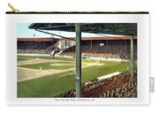 Detroit - Navin Field - Detroit Tigers - Michigan And Trumbull Avenues - 1914 Carry-all Pouch