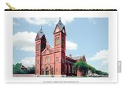 Detroit - Sheridan Avenue - St Anthony Catholic Church - 1910 Carry-all Pouch