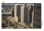 Detroit City Streets Michigan Carry-all Pouch