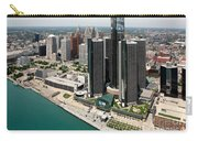 Detroit International Riverfront Carry-all Pouch