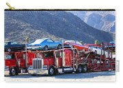 Iron Road Palm Springs Carry-all Pouch