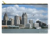 Detroit Riverfront Carry-all Pouch