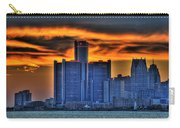 Detroits Sky Carry-all Pouch