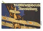 Deutsche Luftkriegsbeute Ausstellung Carry-all Pouch