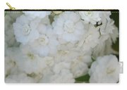 Deutzia Pure And Simple Carry-all Pouch