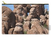 Devil Canyon Rim Rocks Carry-all Pouch