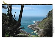 Devil's Churn Oregon Coastline Carry-all Pouch