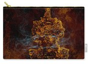 Devils Fiddle Carry-all Pouch by Fran Riley
