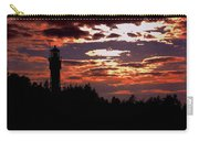 Devil's Island Lighthouse Carry-all Pouch
