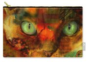 Devon Rex - Lit From Within Carry-all Pouch
