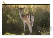 Devonshire Bambi  Carry-all Pouch