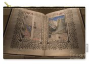 Devotional Book Carry-all Pouch