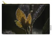 Dew Drops And Crystals Carry-all Pouch