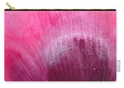 Dewdrops On Petal Carry-all Pouch