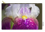 Dewy Iris Carry-all Pouch