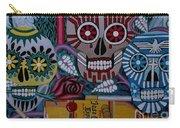Dia De Los Muertos Carry-all Pouch