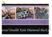 Diamond Back Gloves Carry-all Pouch