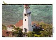Diamond Head Lighthouse Honolulu Carry-all Pouch